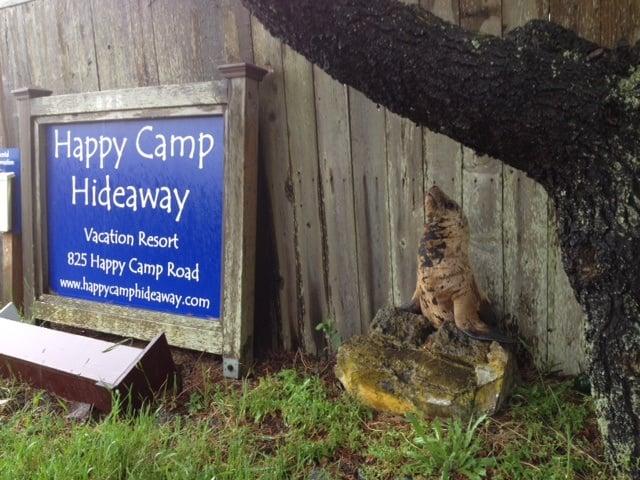 Happy Camp Hideaway: 825 Happy Camp Rd, Tillamook, OR