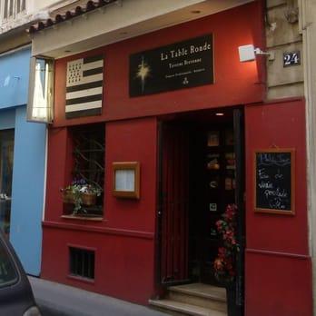 La table ronde 25 photos 136 avis cr peries 24 rue - Restaurant la table ronde marseille ...