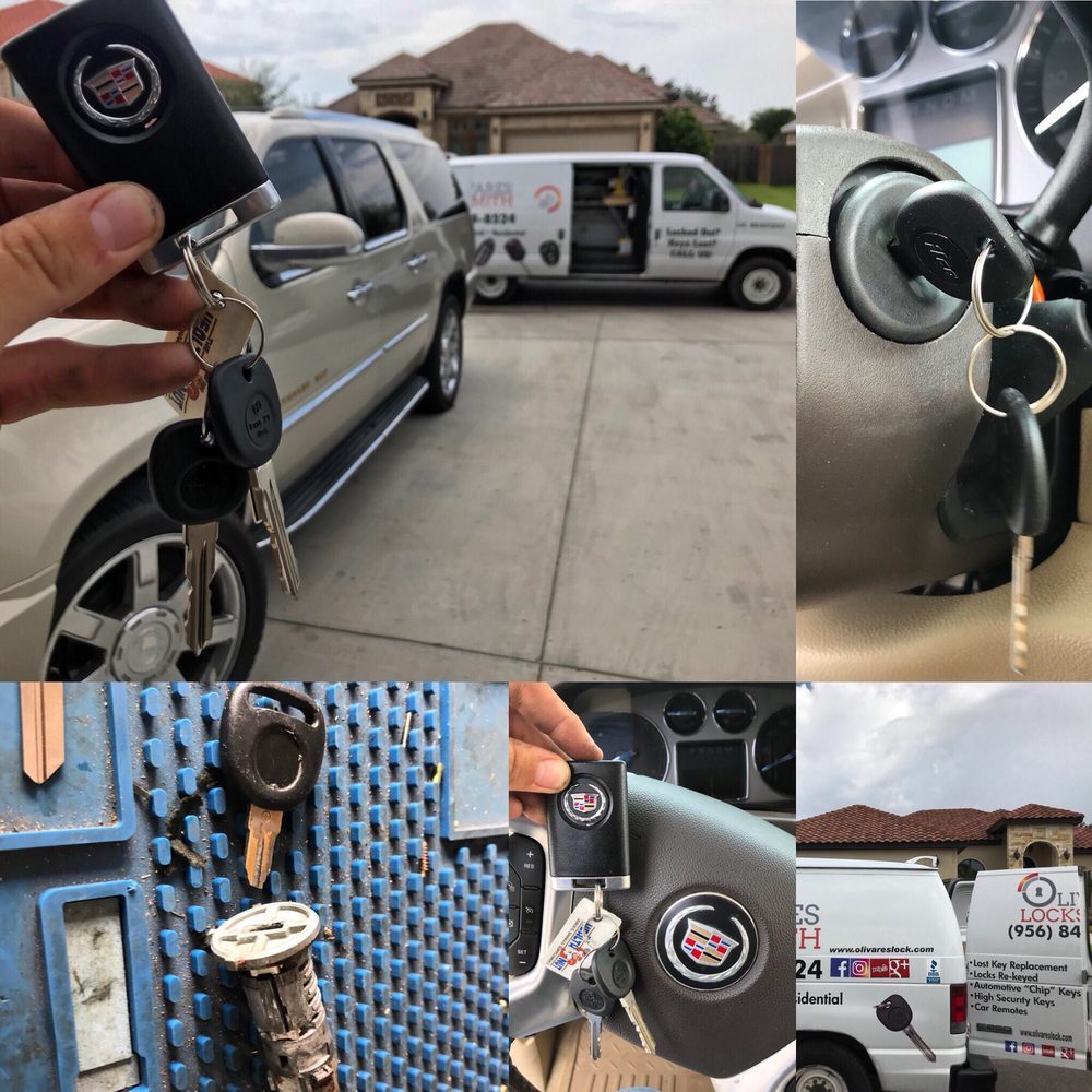 Olivares Locksmith: 601 Lindberg Ave, Mission, TX
