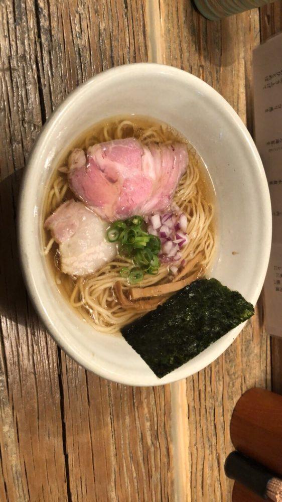 Homemade Ramen Muginae