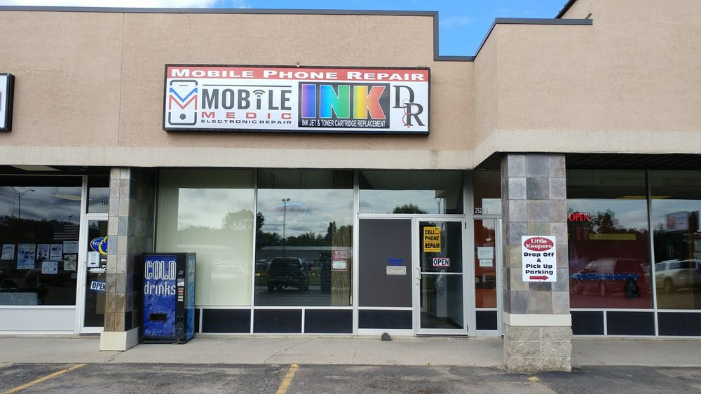 Mobile Medic Electronic Repair: 2520B S Washington St, Grand Forks, ND