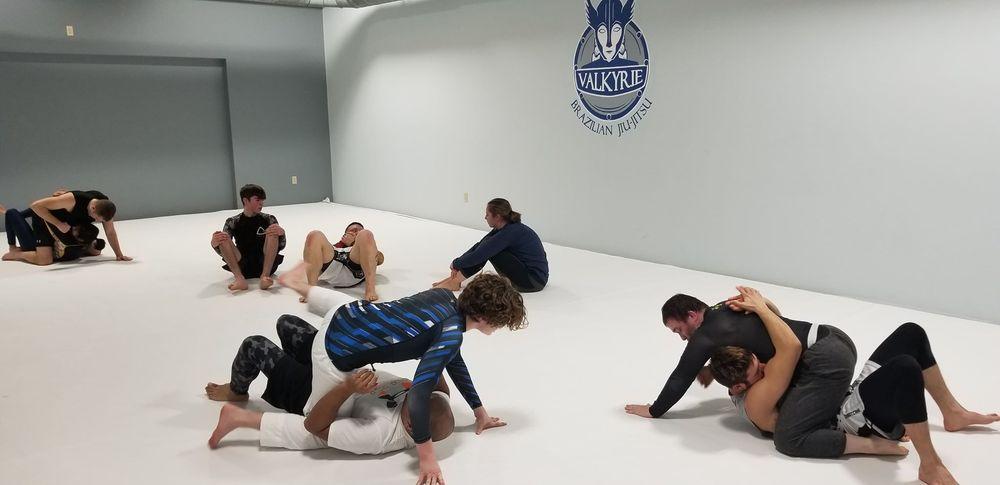 Valkyrie Brazilian Jiu-Jitsu: 105 N Main St, Dousman, WI