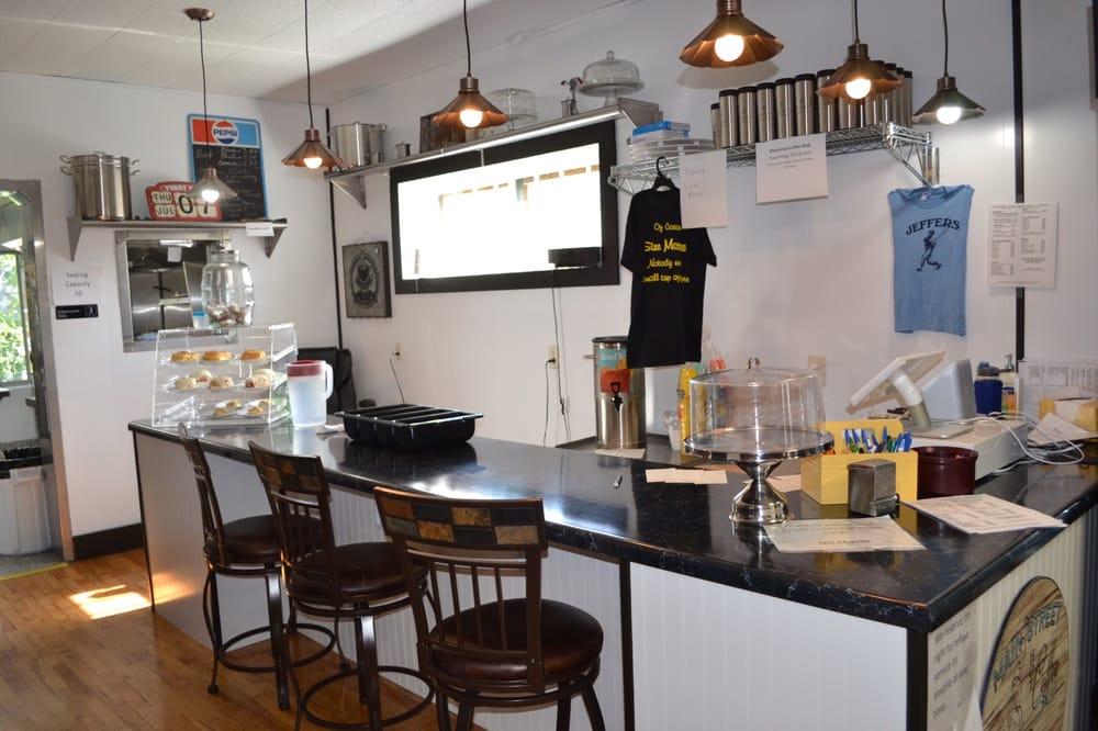 Mainstreet Coffee Shop: 110 W Whited St, Jeffers, MN