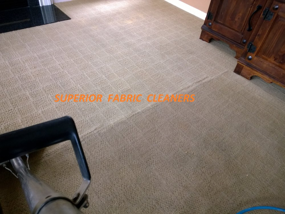 Superior Fabric Cleaners