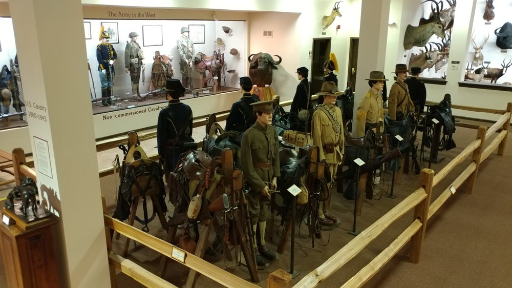 The Nelson Museum: 1714 Carey Ave, Cheyenne, WY
