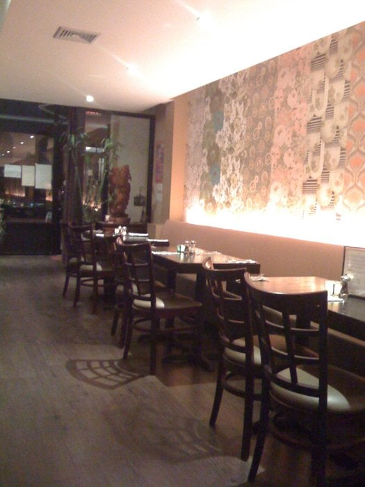 Kaleidoscope closed 40 reviews asian fusion 212 e for The east asian dining t nagar