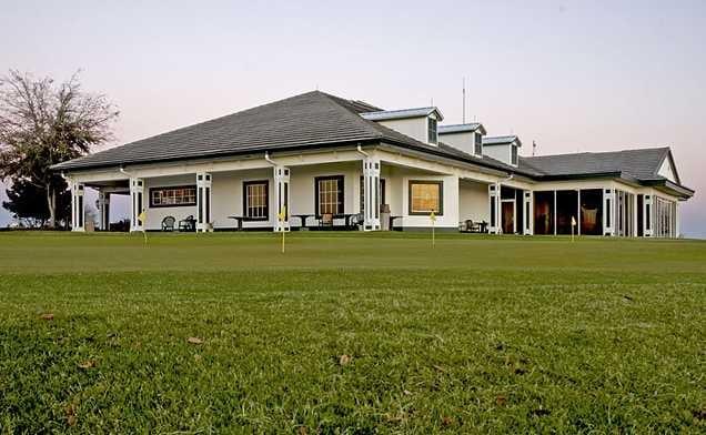 The Ridge Grille: 2601 Diamond Club Dr, Clermont, FL
