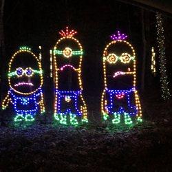 Drive Through Christmas Lights.Candy Cane Lane Drive Thru Christmas Light Park 61 Photos