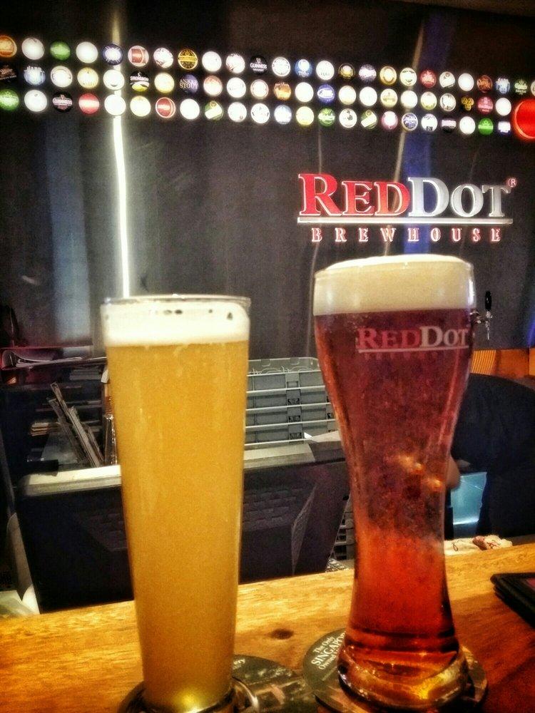 RedDot Brewhouse Singapore