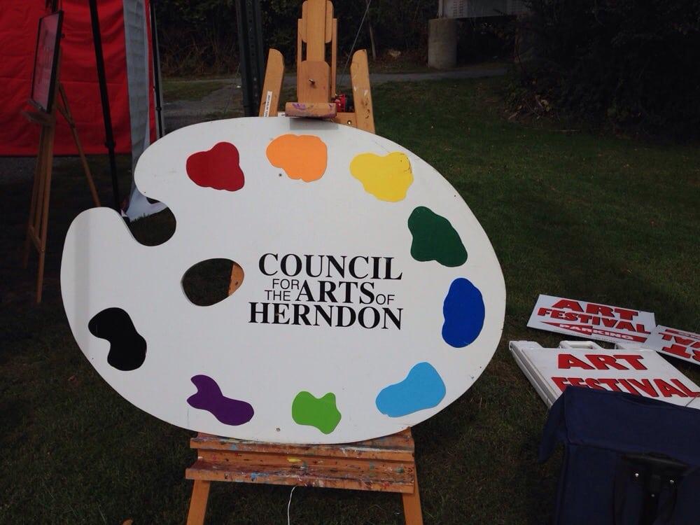 ArtSpace Herndon: 750 Center St, Herndon, VA