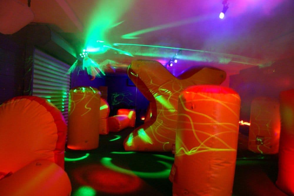 Laser Tag In Long Island City Ny