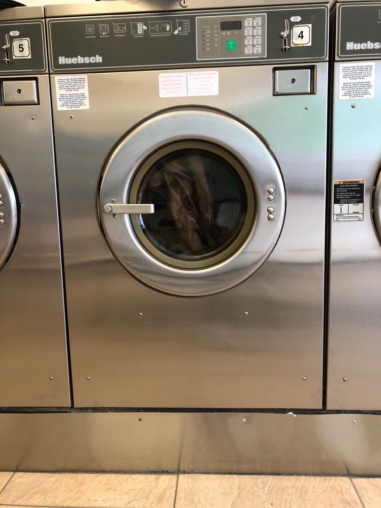Coin Laundry Solutions: 5775 Phil Neikro Blvd, Flowery Branch, GA