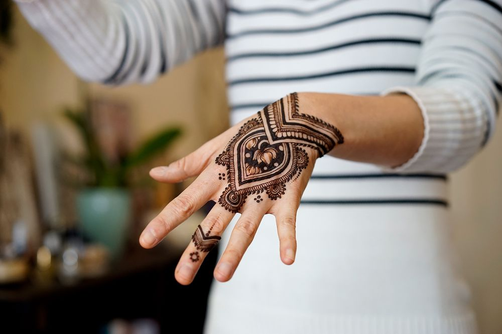 Natural Henna Art: Alameda, CA