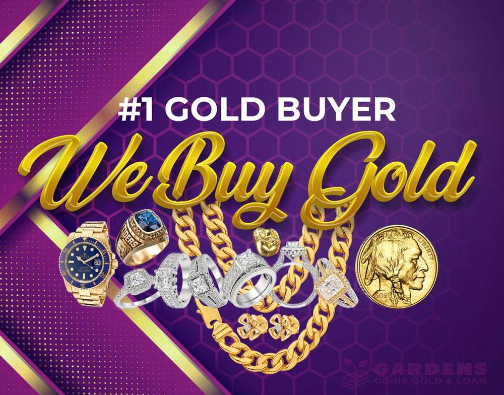 Gardens Jewelry Gold & Loan