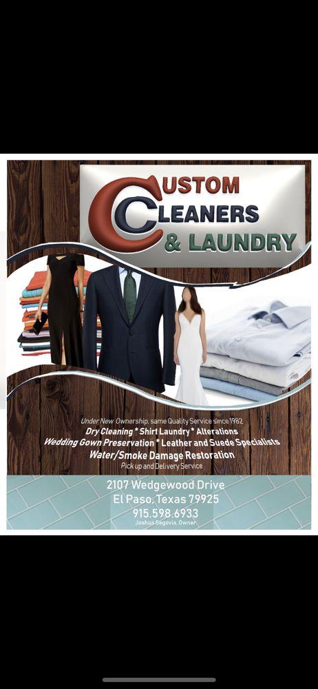 Custom Cleaners & Laundry