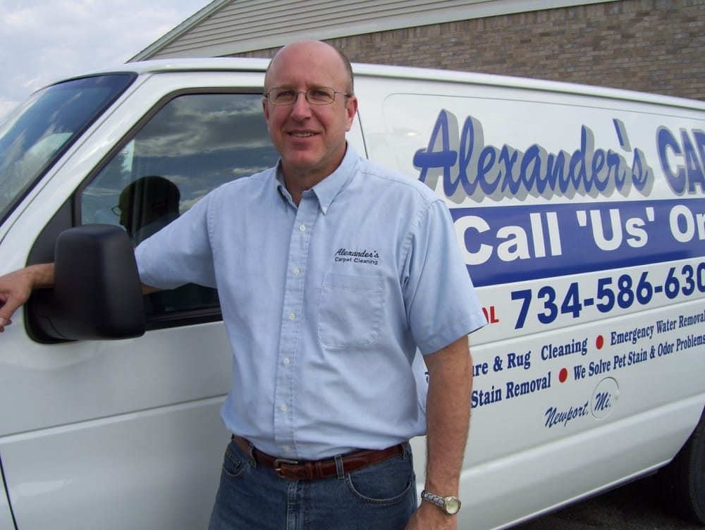 Alexanders Carpet Cleaning: 44 Washington Blvd, Monroe, MI