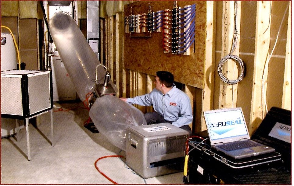 Aeroseal Solutions: 1400 Miller Pkwy, McHenry, IL