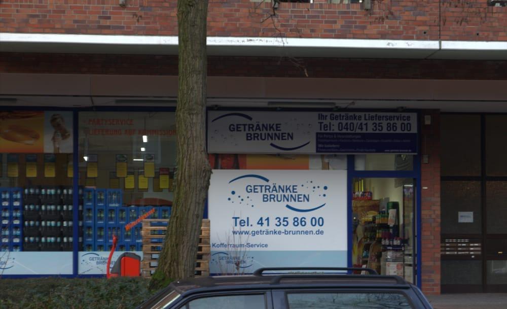 Getränke Brunnen - Beverage Store - Friedensallee 102, Ottensen ...
