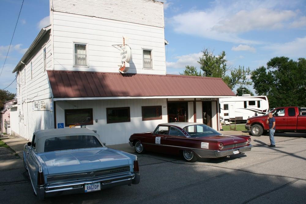 Wiota Steakhouse & Lounge: 302 Center St, Wiota, IA