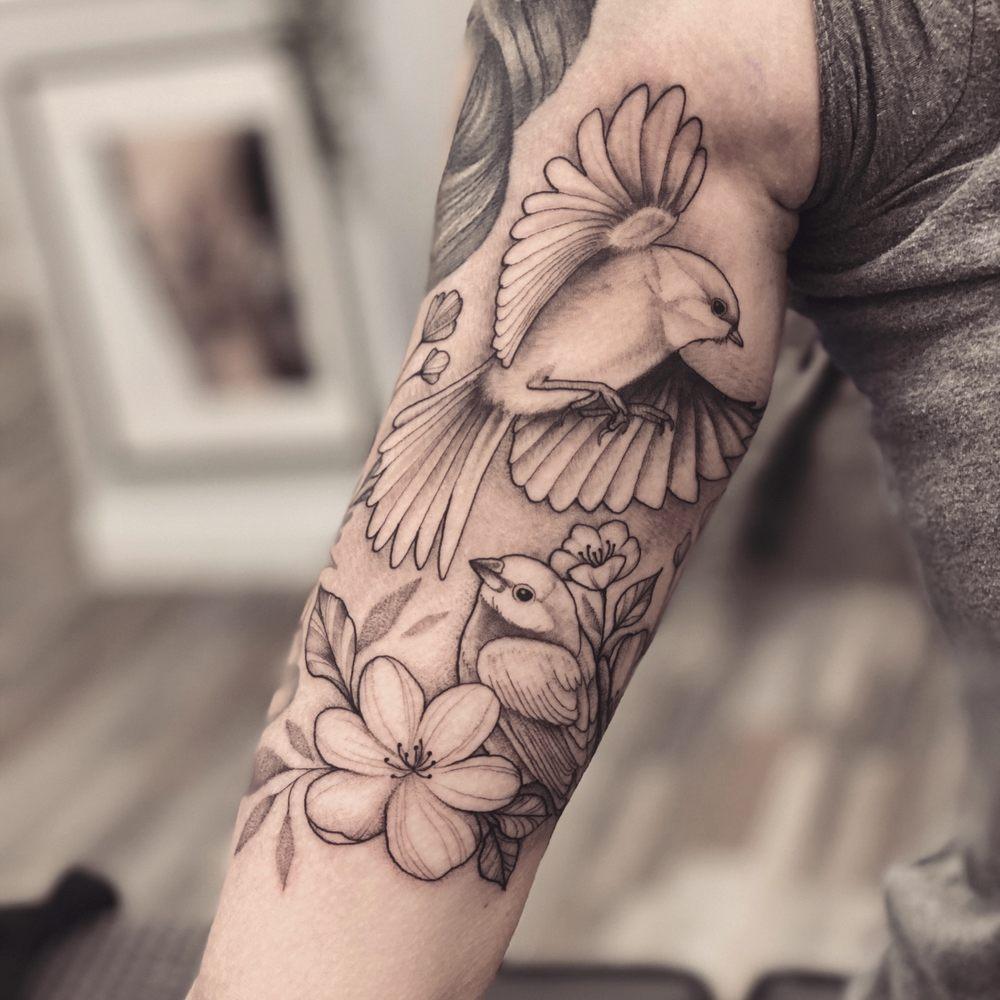 White Fox Tattoo Studio: 1813 E 7th Ave, Tampa, FL