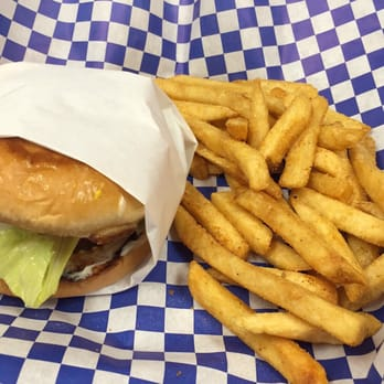 Photo Of The Fix Restaurant Duncanville Tx United States Burger Patties Are