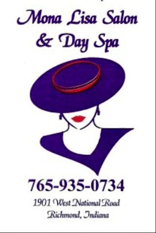 Mona Lisa Salon & Day Spa: 1901 National Rd W, Richmond, IN