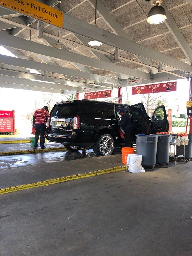 Dilworth Car Wash