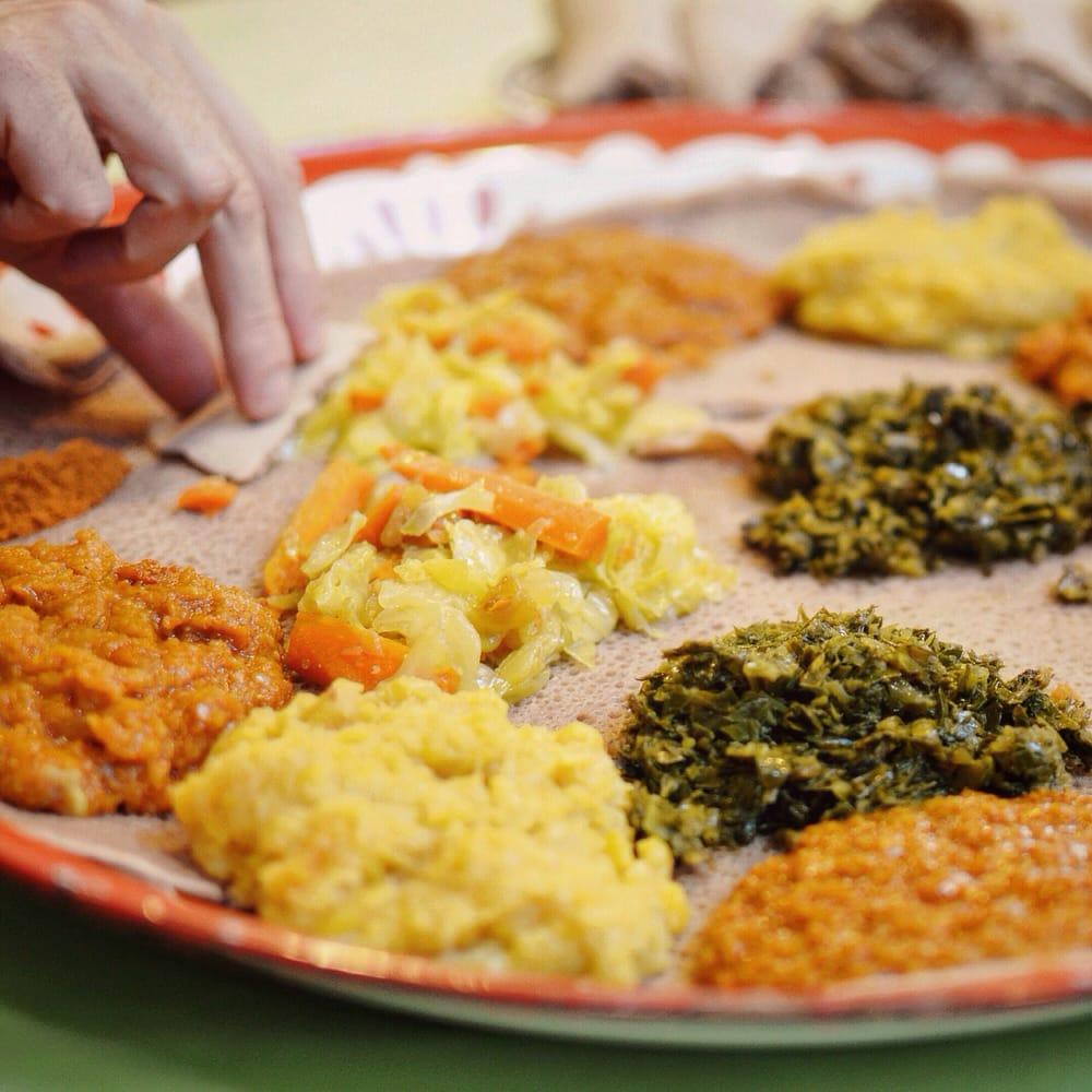 Ethiopian Food Near San Diego