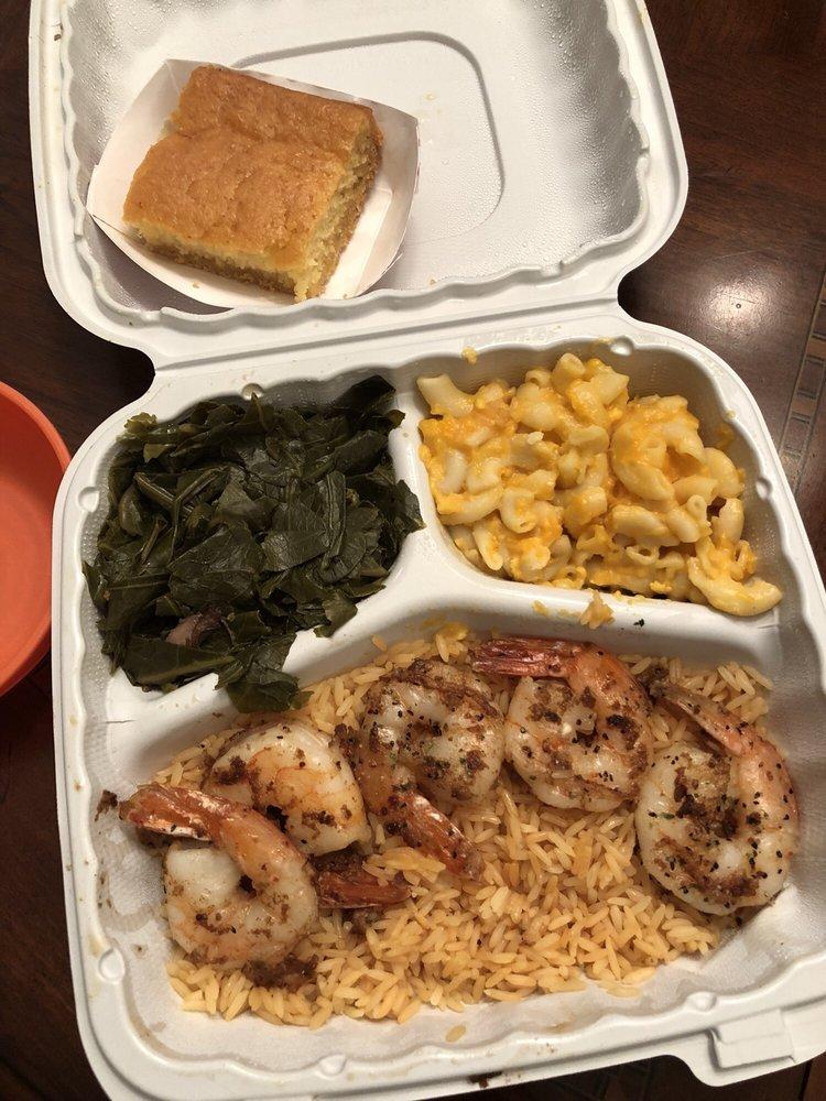 Nana's Pit BBQ & Seafood: 9021 Woodyard Rd, Clinton, MD