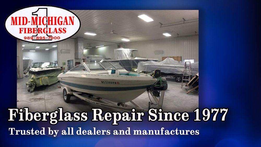 Mid Michigan Fiberglass: 1809 27th St, Bay City, MI