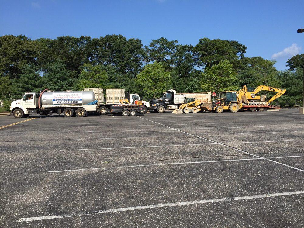 Dan Pazienza Cesspool Service & Installation: 652 Union Ave, Holtsville, NY