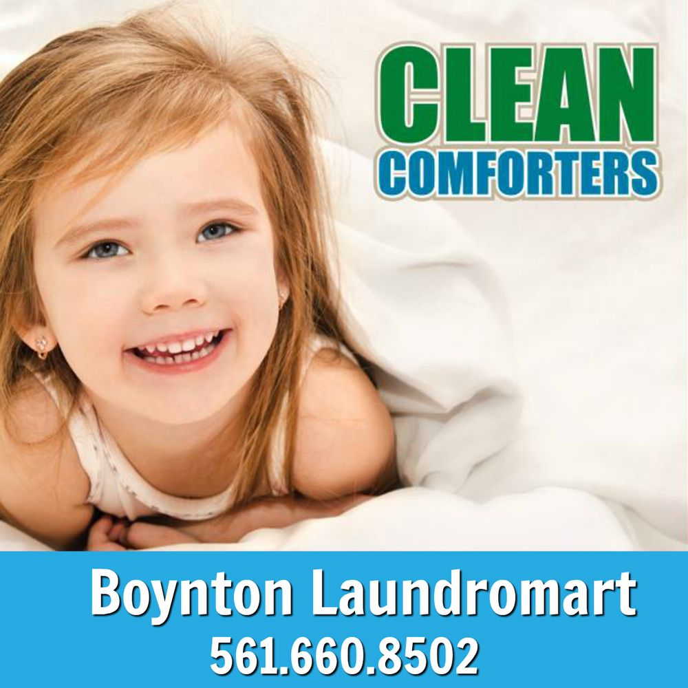Boynton Laundromart: 4719 N Congress Ave, Boynton Beach, FL