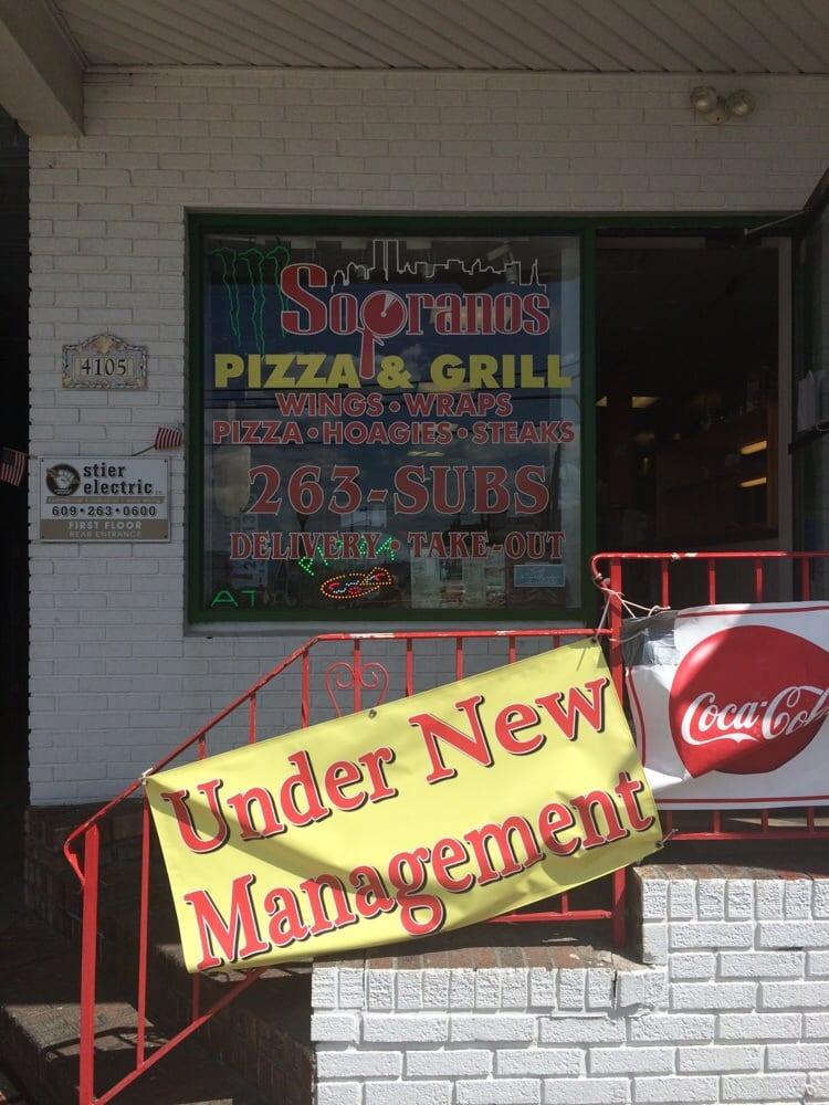 Sopranos Pizza Sea Isle City Nj