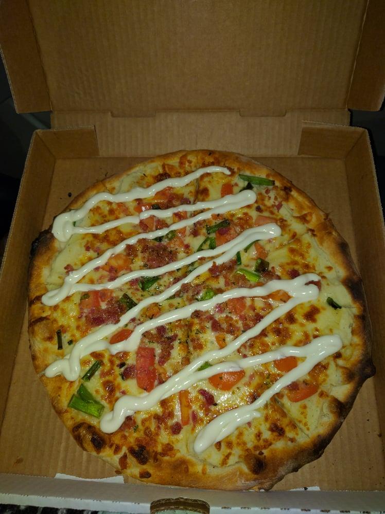 Mashed potato pizza Yelp