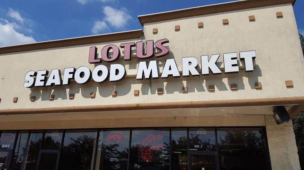 Lotus Seafood Market