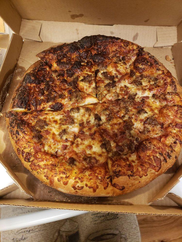 Domino's Pizza: 27 Central Ave E, Saint Michael, MN