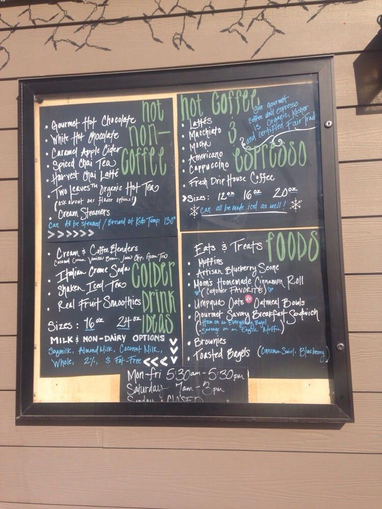 Gourmet Coffee: 220 First St, Meeker, CO