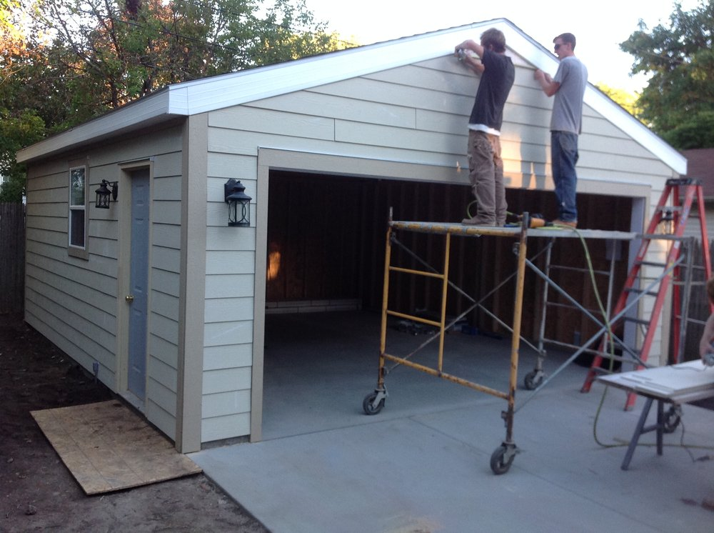 Northshore Concrete and Garages: 361 Falls Rd, Grafton, WI