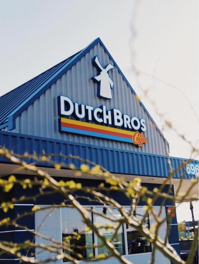 Dutch Bros Coffee: 807 Specht Ave, Caldwell, ID