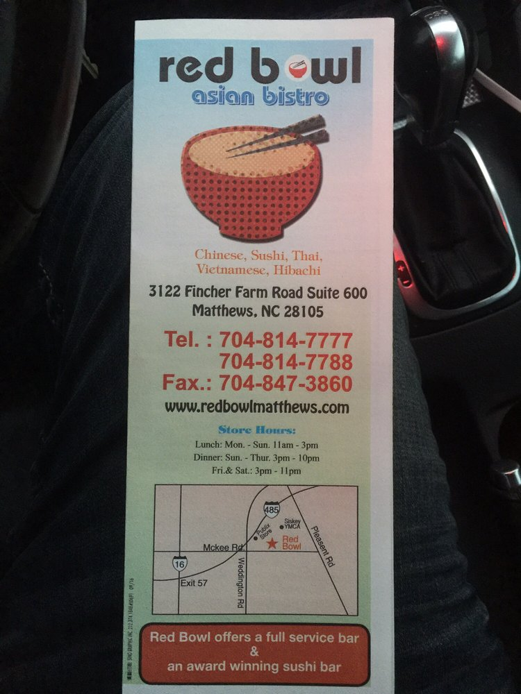 Red Bowl Asian Bistro - 35 Photos & 44 Reviews - Sushi Bars