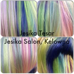 Jesika salon 11 photos hair salons 1321 ponderosa for A b mackie salon