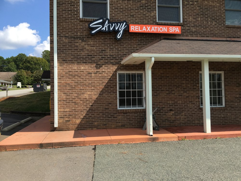 Savvy Relaxation Spa: 2601 Lewisville Clemmons Rd, Clemmons, NC