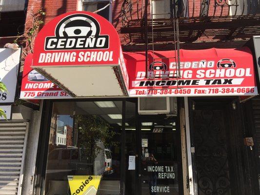 Cedeno driving school