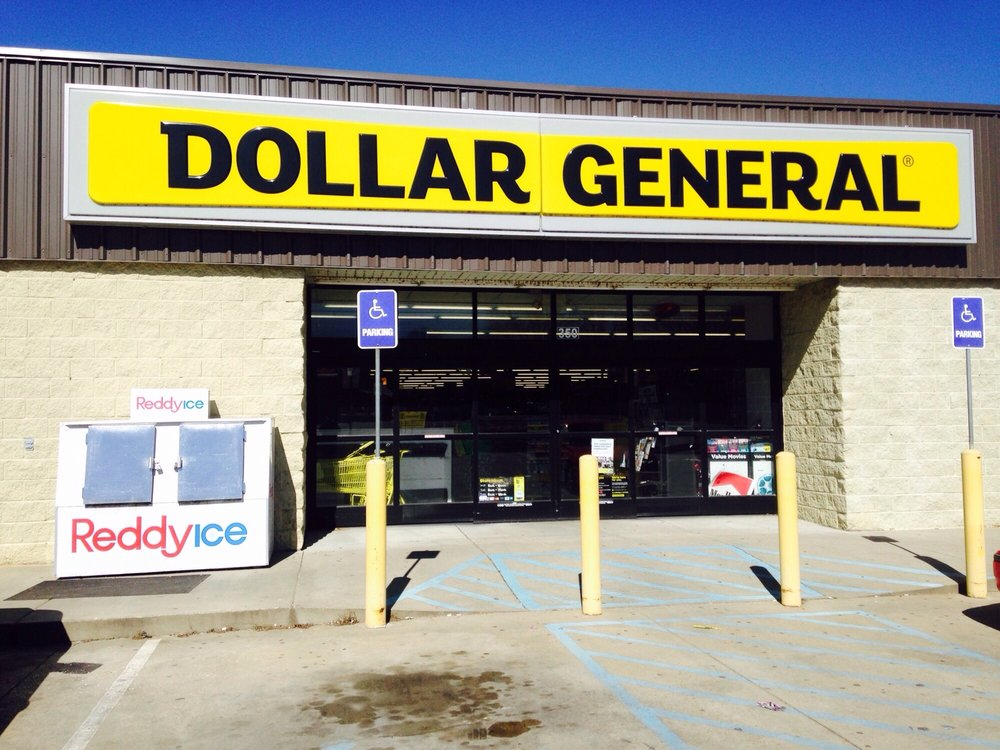 Dollar General: 350 Martin Luther King Dr, Ruleville, MS