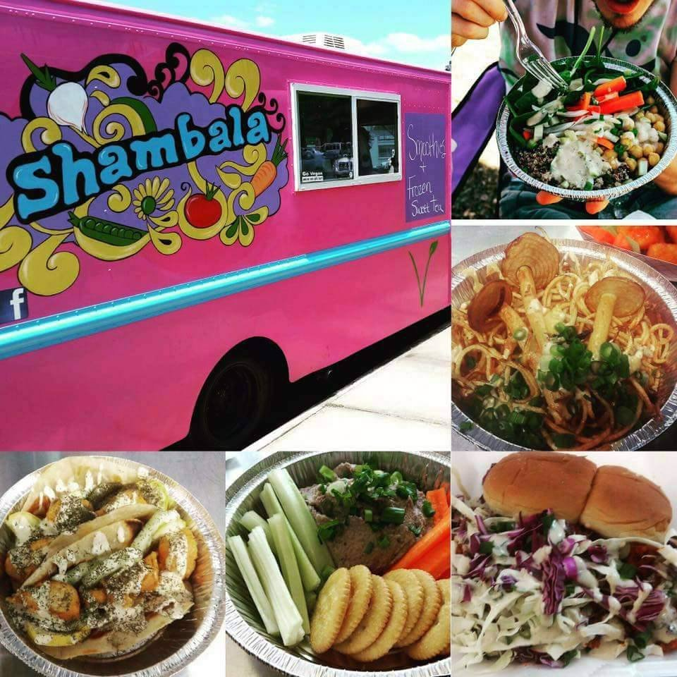 Shambala Mobile Vegan Kitchen