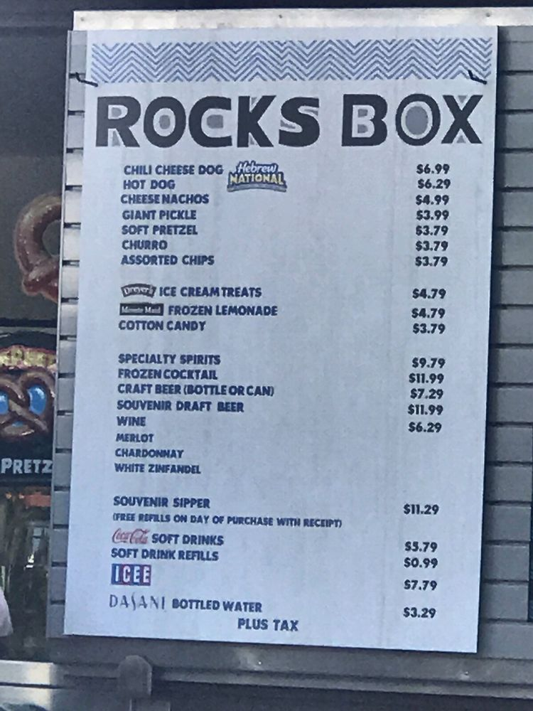 Rocks Box: 2920 Zoo Dr, San Diego, CA