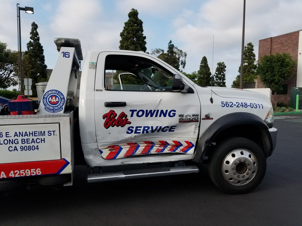 Bob's Towing - 63 Reviews - Towing - 3636 E Anaheim St, Long Beach, CA - Phone Number - Yelp