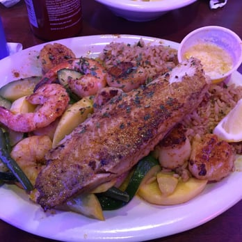 Photo Of Baytown Seafood Restaurant La Porte Tx United States Grill