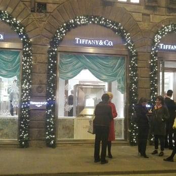 tiffany co gioiellerie via de 39 tornabuoni 25r santa