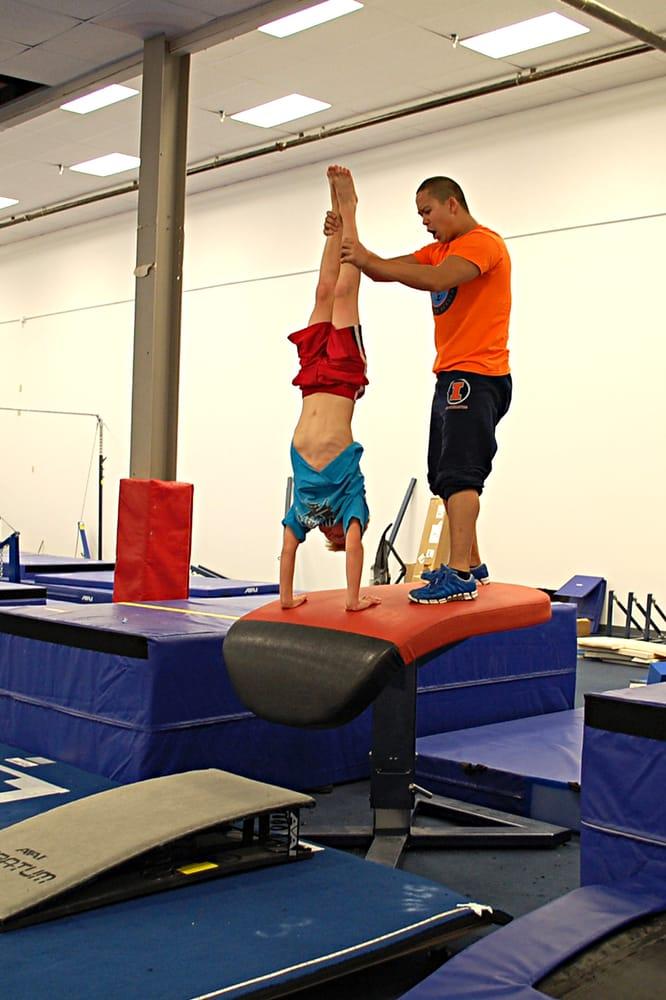 Champaign Gymnastics Academy: 219 S Mattis Ave, Champaign, IL